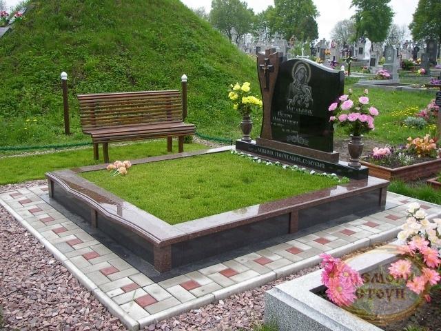 Какие цветы можно сажать в кладбище 687